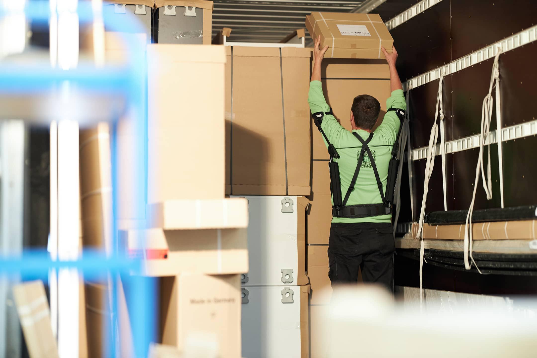 BTS Logistik zukunftsorientiertes Transportunternehmen