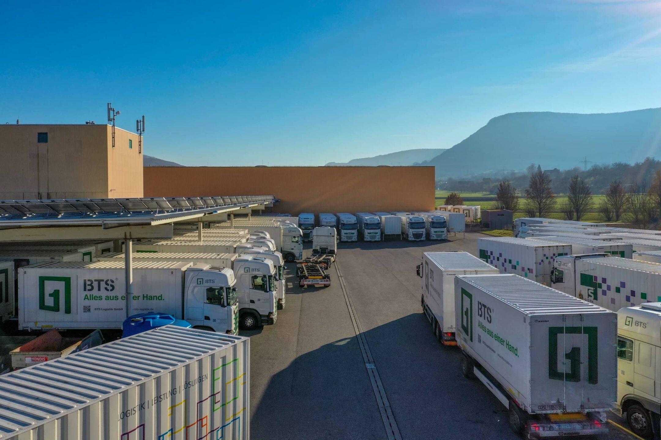 Fuhrpark BTS Logistik GmbH