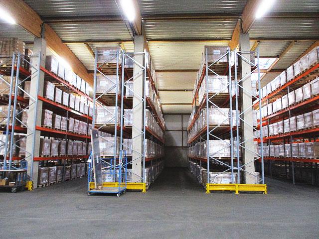 BTS Logistik- und Speditionsunternehmen von Küchenmöbel und Neumöbel